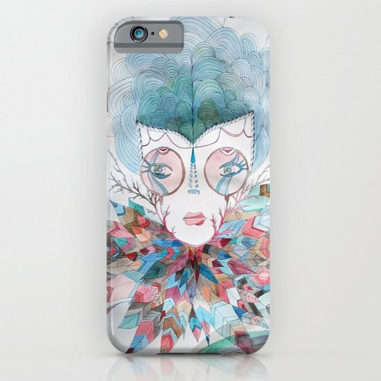 The wind iPhone & iPod Case