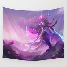 Temple Fusion Wall Tapestry