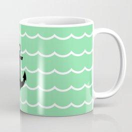 ANCHOR  WAVE Coffee Mug