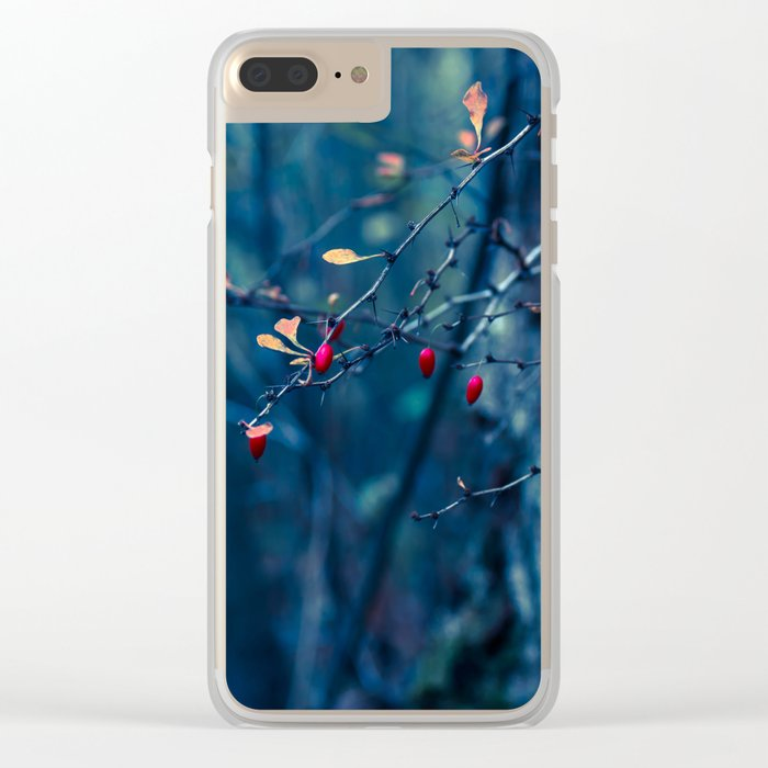 Will You Ever Just Be Clear iPhone Case