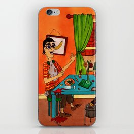 That Kind of Date iPhone Skin