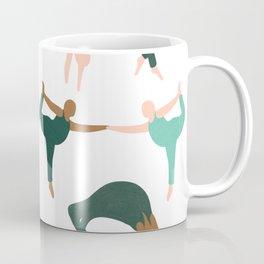 Yoga Class Coffee Mug