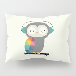 Owl Time Pillow Sham