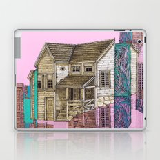 house defromation Laptop & iPad Skin