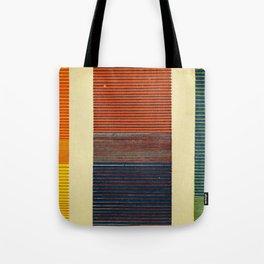 Antique Color Grades Tote Bag