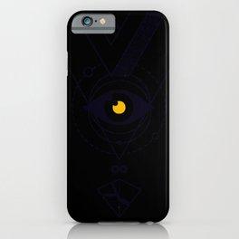 M83 - Wait.mp3 iPhone Case