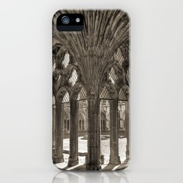 Canterbury Cathedral - England iPhone Case