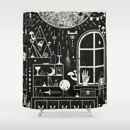 Witchcraft Shower Curtains