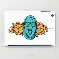 scream iPad Cases featuring scream by kymo