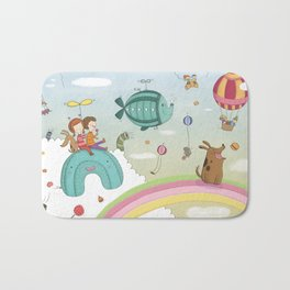 CANDIES WORLD Bath Mat