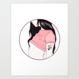 Good girl Kunstdrucke