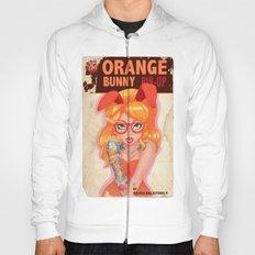 Oranges bunny PIN UP magazine Hoody