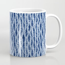 Shibori Eight Coffee Mug