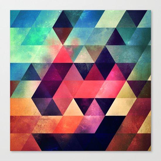 tryypyzoyd symmyr rymyx Canvas Print