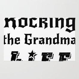 Grandma Funny Life - Proud Grandma Rug