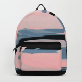 Soft Determination Peach Backpack