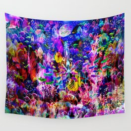 """""""Not Marine Chaos"""" by surrealpete Wall Tapestry"""