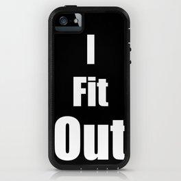 I'm Different iPhone Case