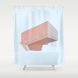 Hudson Beare Shower Curtain