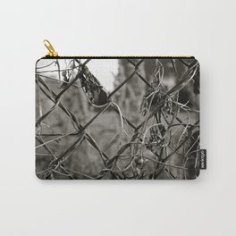 Fenced Carry-All Pouch