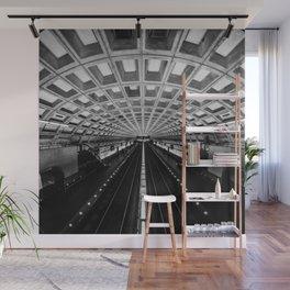 Metro DC Wall Mural