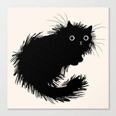 Moggy (No.2) Canvas Print
