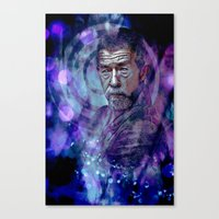 doctor Canvas Prints featuring Doctor ? by Sirenphotos