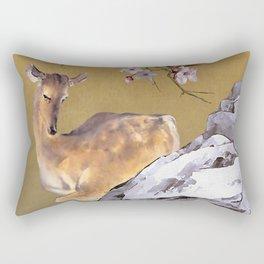 Enchanted Doe Rectangular Pillow