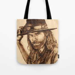 Hell on Wheels Inspired, Mr. Bohannon Tote Bag