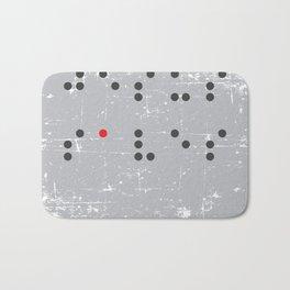 Jesus Saves Braille Bath Mat