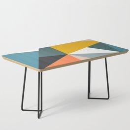 Modern Geometric 36 Coffee Table