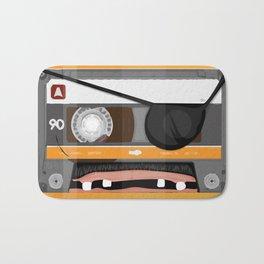 The cassette tape pirate Bath Mat