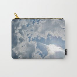 cloudy days Carry-All Pouch