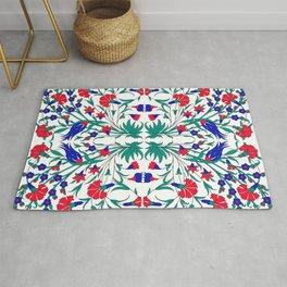 Iznik — Turkish pattern 22 Rug