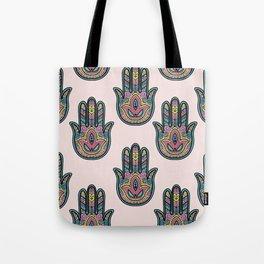 Indian hand illustration Tote Bag