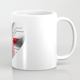 Stucky heart until the end of the line Coffee Mug