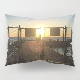 Gated Sunrise Pillow Sham