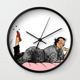 Daryl Van Horne Pin-up Wall Clock