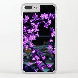 Saint Tropez Clear iPhone Case
