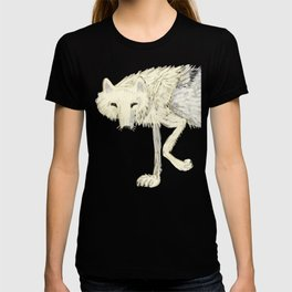 Totem Artic Wolf lilac T-shirt