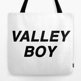 Valley Boy Tote Bag