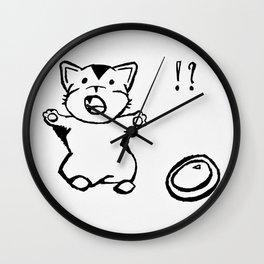 Wating Wall Clock