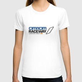 Omnom Raceway - Lasagna Seca T-shirt
