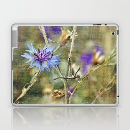 Cornflower Laptop & iPad Skin