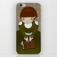 teacher iPhone & iPod Skins featuring Venom Teacher by Loop in the mind