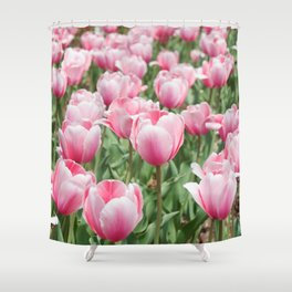 Arlington Tulips Shower Curtain