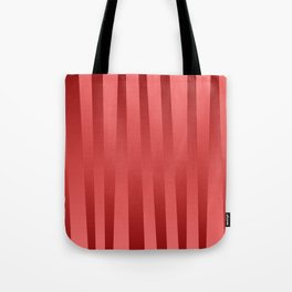 Red gradient Tote Bag