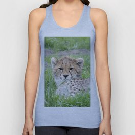 Cheetah20150904 Unisex Tank Top