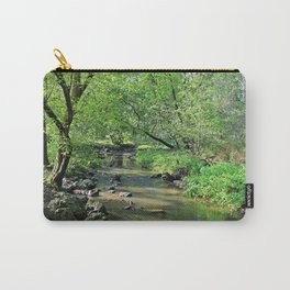 Dappled Daylight Carry-All Pouch