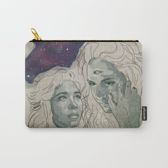 the eye Carry-All Pouch